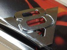 3D V8 LOGO CHROME BADGE ABS EMBLEM CAR AUTO JEEP 4X4  E-1528PS