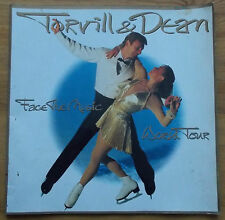 Torvill and Dean Face The Music World Tour programme 1990s
