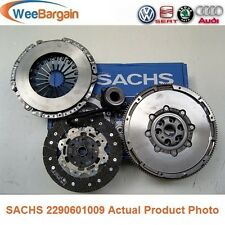 Grupo Vw 2.0 Tdi Original Sachs 2290601009 Doble masa Volante Y Embrague Kit CSC