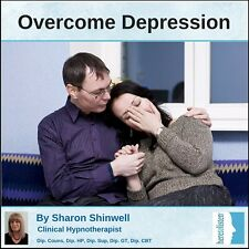 Depression, Low Mood Treated with Hypnotherapy CD by Clinical Hypnotherapist.