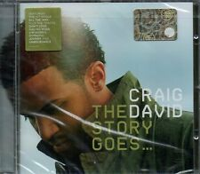 CRAIG DAVID - STORY GOES... - CD (NUOVO SIGILLATO)