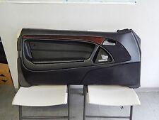 R129 SL500 SL600 1999-2002 LEFT DOOR PANEL BLACK