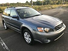 Subaru: Outback Limited Wagon 4-Door