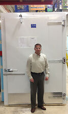 NEW Walk in Freezer Replacement Door Prehung and Mounted with Casing 60 x 96