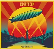Led Zeppelin - Celebration Day: 2 CD + Blu-ray [New CD] Portugal - Import