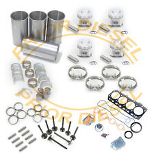 Yanmar 4D95L Engine Overhaul Rebuild Kit Komatsu Excavator PC60-5 PC60-6 PC60-7