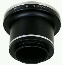 Fotodiox Pro Lens Mount Adapter, Pentax 645 (P645) Lens to Sony E-Mount