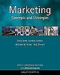 Marketing: Concepts and Strategies, European Edition
