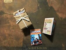 Custom 1/6 Creepshow 1 Comic Bundle Accessory Set Hot Toys Sideshow Horror