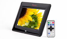 XElectron 7 Inch Digital Photo Frame with Remote & Warranty (Black)