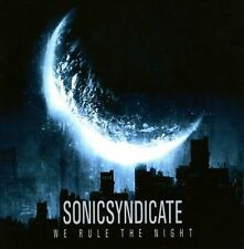 We Rule the Night by Sonic Syndicate (CD, Feb-2013, Nuclear Blast (USA))