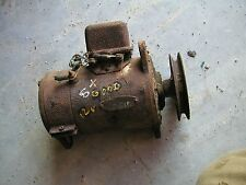 Oliver 60 Tractor GOOD WORKING 12V generator with belt pulley