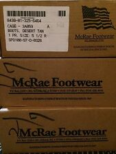 McRae New Military Combat Warm Weather Boots Hunting Camping Hiking