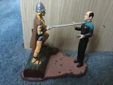 Star Trek Voyager Limited Edition Doctor Miniature Figure First Edition