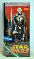 Star Wars Revenge of the Sith General Grievous 12 inch Action Figure Collection