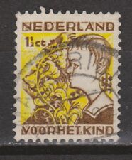 NVPH Netherlands Nederland 248 TOP CANCEL MAASTRICHT 1932 kinderzegel Pays Bas