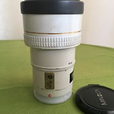 Minolta 200mm f/2.8 APO AF Lens White for Sony A Mount cameras
