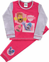 FH21 Girls Cbeebies Furchester Hotel Snuggle Fit Pyjamas Sizes 18 Mth to 5 Yrs