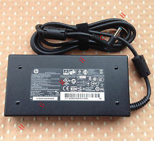 New Official HP 120W 19.5V 6.15A Smart AC Adapter for HP OMEN 15-5211NA Notebook