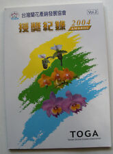Taiwan Orchid Growers Association Awards, Volume 2, 2004. PB Illustrated