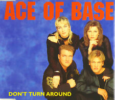 Maxi CD - Ace Of Base - Don't Turn Around - #A2146