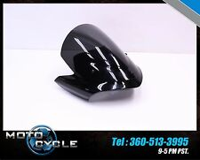 TRIUMPH STREET TRIPLE 675 FLY SCREEN UPPER FAIRING COWL COVER 2008 08 T9