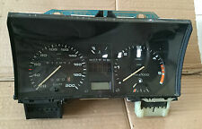VW Golf Jetta MK2 Turbo Diesel GTD racimo del instrumento speedo clocks tacho 26