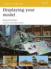 Displaying your model (Osprey Modelling), Richard Windrow