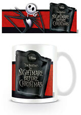 Official Mug Nightmare Before Christmas Tasse L'étrange Noël de Mr Jack Banner