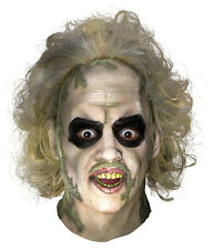 HALLOWEEN ADULT BEETLEJUICE FULL MONSTER  MASK PROP