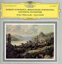 Schumann Symphonie Nr.3 Es-dur Rafael Kubelik & Berliner Philharm. DGG Tulip LP