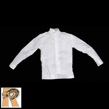 Pascal Dubois - White Shirt - 1/6 Scale - DID Action Figures
