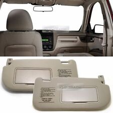 OEM Parts Interior Hand Sun Visor Shade LH RH Beige for KIA 2005 - 2010 Sportage
