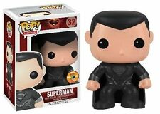 Funko POP! Heroes: Superman Man of Steel Black Suit SDCC 2013 Exclusive