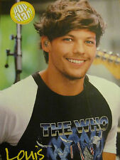 Louis Tomlinson, One Direction, Full Page Pinup