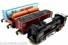 Toy Train Set Classic Train Set Battery Operated Toy Train Set with 285cm Track