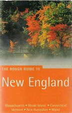 The Rough Guide to New England (paperback 2001)