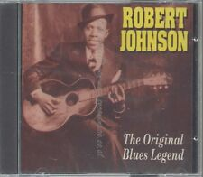 CD--ROBERT JOHNSON--THE ORIGINAL BLUES LEGEND