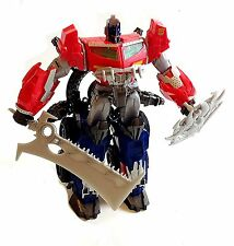 "TRANSFORMERS Prime BEAST HUNTERS Leader Class Large 12"" toy figure (no missiles)"