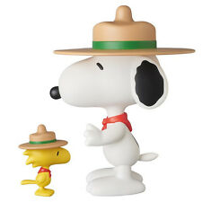 Pre-Order Medicom Toy VCD No.258 Beagle Scout Snoopy & Woodstock Figure