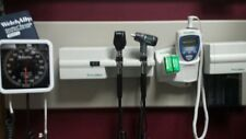 Welch Allyn 767  Otoscope, Opthalmoscope,Blood Pressure,Thermometer ,Wall Board