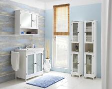Pelipal Badmöbel MAXIM 01 weiß / Glas - stehend - Keramik-Waschtisch 83 cm NEU