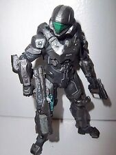 Halo 5 Guardians Series 2 **SPARTAN BUCK** Figure 100% Complete w/ Weapons!!!