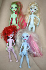 Monster high poupée 4 Basic série 1. lagoona operetta vénus Abbey pour OOAK nue