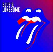 "Rolling Stones ""Blue & Lonesome"" Vinyl LP (Sealed) Pre Order: 2nd December 2016"