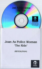 JOAN AS POLICE WOMAN The Ride 2006 UK 1-track promo CD