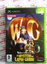 ★  WALLACE et GROMIT LE MYSTERES DU LAPIN-GAROU ★ - jeu  console Microsoft  XBOX