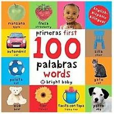 First 100 Words Bilingual (Spanish Edition), Priddy, Roger, Good Book