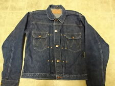 ORIGINAL 50'S VINTAGE WRANGLER 1ST EDITION JEANS JACKET 11 MJ GREAT CONDITION