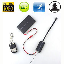 Full HD 1080P 12MP DIY Module Spy Hidden Camera Remote Control Digital Video DVR